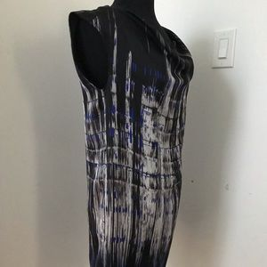Cowl neck Kenneth Cole dress